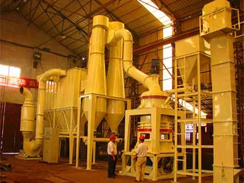 Tyre oil distillation plant
