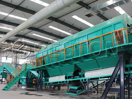 waste sorting equipment for sale