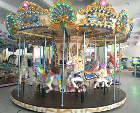 carousel rides manufacturer