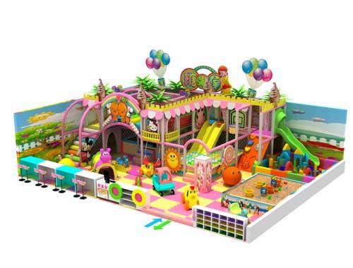 Beston Indoor Playground Equipment-